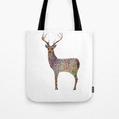 deer color Tote Bag