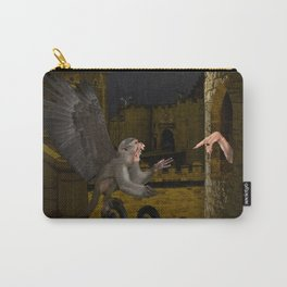 (Lighter) Winged Monkeys of Oz  Carry-All Pouch
