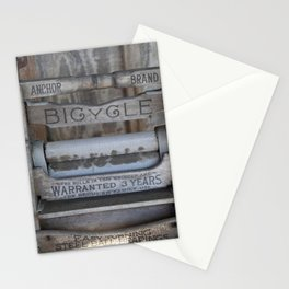Grandma's Washer Stationery Cards