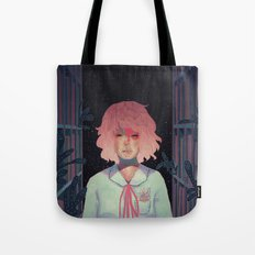 To the Library Tote Bag