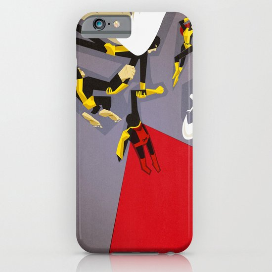 High X-Marks iPhone & iPod Case