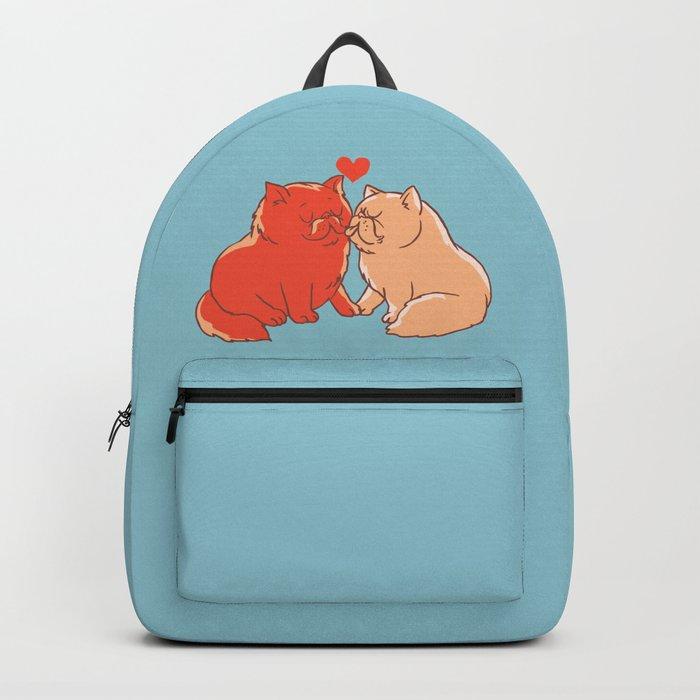 Cat Kisses Backpack