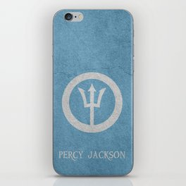 Percy Jackson iPhone Skin