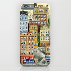 Painted Houses iPhone 6s Slim Case