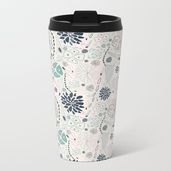 From The Woods Metal Travel Mug