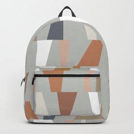 Neutral Geometric 01 Backpack