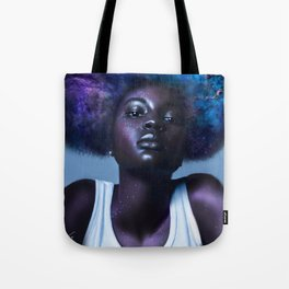 she owns the stars Tote Bag