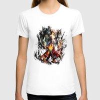 gurren lagann T-shirts featuring  Kamina by ururuty