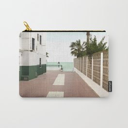 Road to the Beach - Landscape Photography Carry-All Pouch