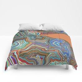 Twin Figures Comforters