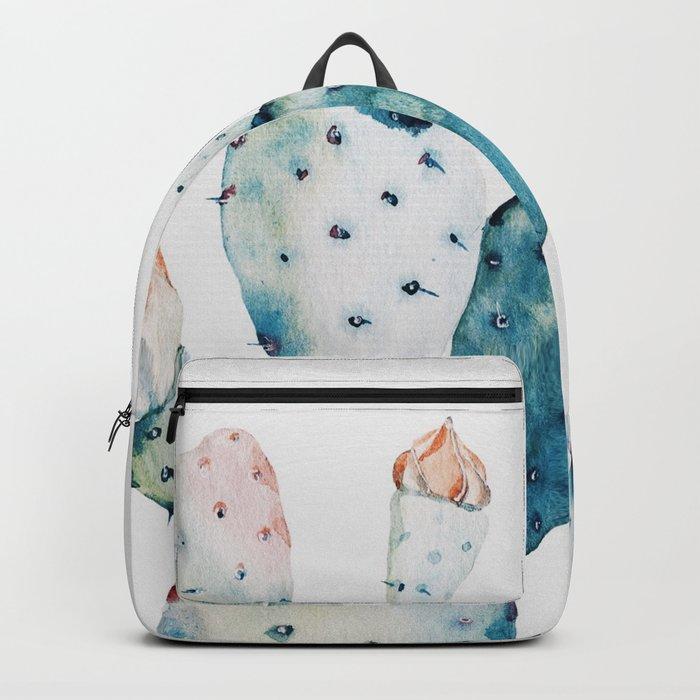 Fresh Cactus Backpack