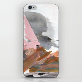 a softer side of things iPhone Skin