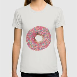 Donuts Make the World Go Round T-shirt