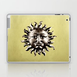 sepia sun Laptop & iPad Skin