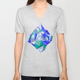 Unpolished 1 Unisex V-Neck