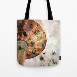 A Carnival In the Sky III Tote Bag