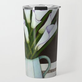 Still life with Callas Travel Mug