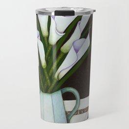 Still life with Callas Travel Mug