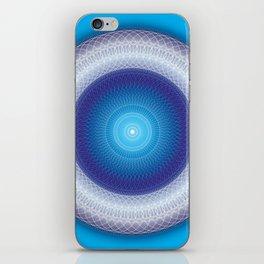 Light Mandala - מנדלה אור iPhone Skin