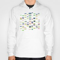 dna Hoodies featuring DNA by insemar