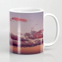 utah Mugs featuring Utah Sunset by Jenna Weil
