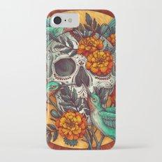Dia de los Muertos iPhone 7 Slim Case