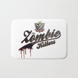 The Zombie Killers Bath Mat