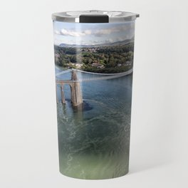 Menai bridge 2 Travel Mug