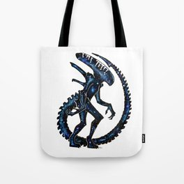 Alien Galaxy (2nd edition)  Tote Bag