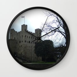 Rochester Castle Wall Clock
