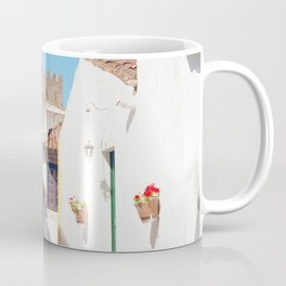 Portugal, Obidos (RR 184) Analog 6x6 odak Ektar 100 Coffee Mug