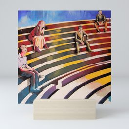 Officina di Faust Mini Art Print