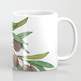 Olive leaf Coffee Mug