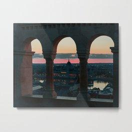 A lord's sunrise Metal Print