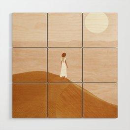 Endless Dunes Wood Wall Art