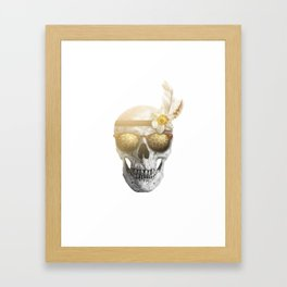 """Mortem in Gloria """"Ati"""" Framed Art Print"""