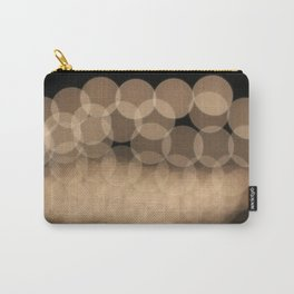 Unfocused Lights Carry-All Pouch