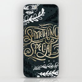 Something Special iPhone Skin