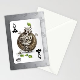 Small but Dangerous / Cards for my arts Stationery Cards