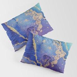 Golden Ocean - Part 3 Pillow Sham