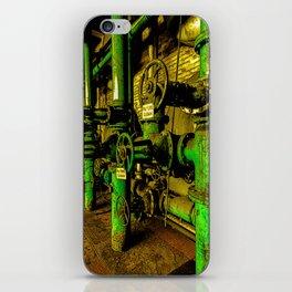 Pipe Dream iPhone Skin