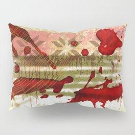 Halloween Abstract Pillow Sham