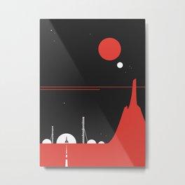 Station0 Metal Print