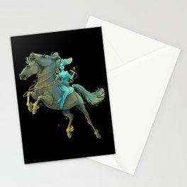 Gemini Maiden Stationery Cards