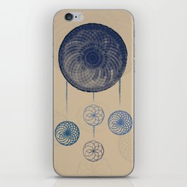 let me catch your dreams  iPhone Skin