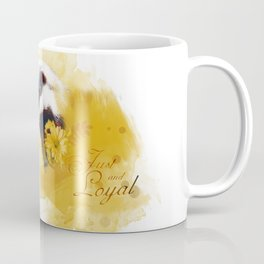 Hufflepuff HP inspired artwork Coffee Mug