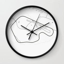 Lime Rock Park Wall Clock