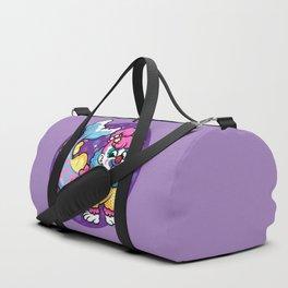 Cecelia the Clown Fish Duffle Bag