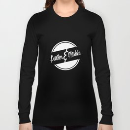 "Panther & Mishka ""Tippin"" Logo Long Sleeve T-shirt"