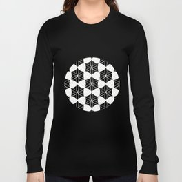 Flower of Life-Moroccan mosaic Long Sleeve T-shirt